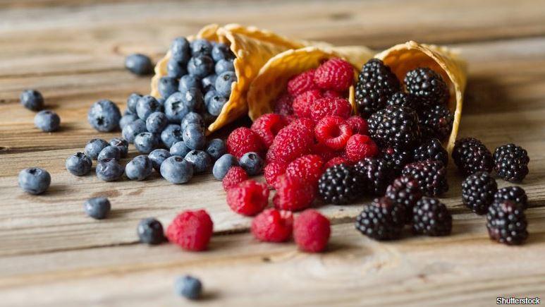 Jak správně skladovat lesní ovoce