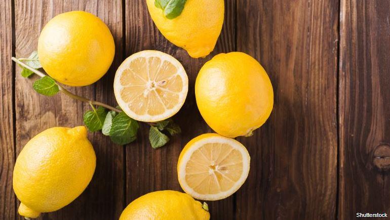 Jak správně skladovat citrony
