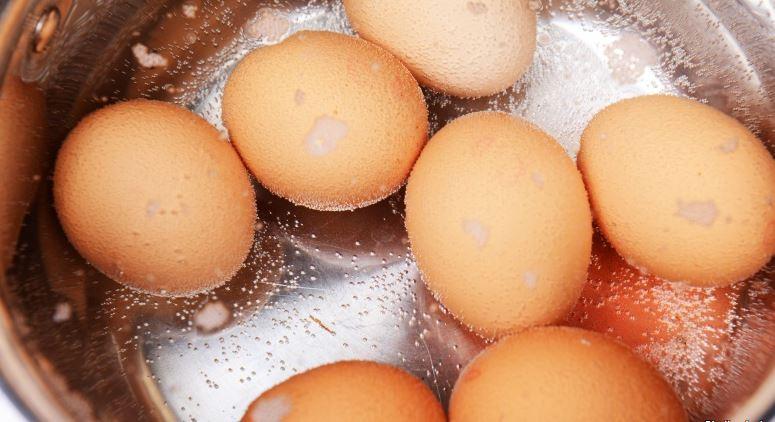 Nevařte příliš vajec najednou