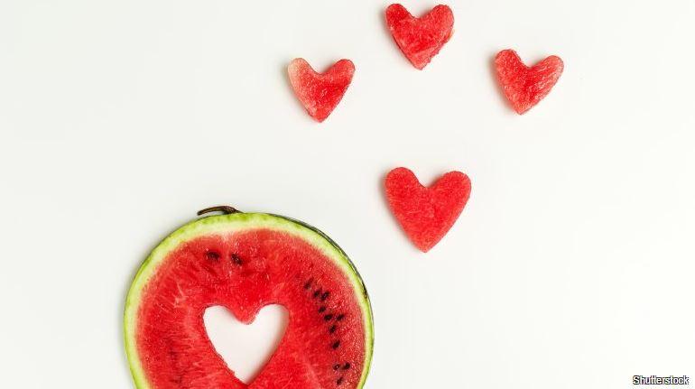 Při konzumaci melounu se zvyšuje chuť na sex