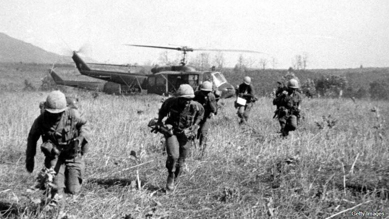 Válka ve Vietnamu a Sriracha