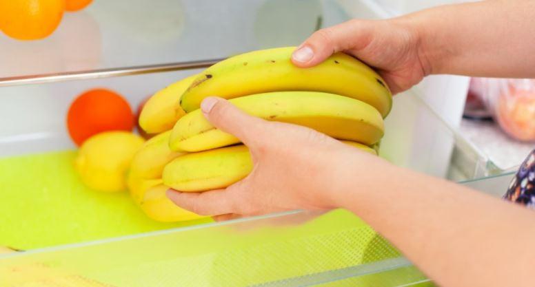Neskladujte banány v lednici! Tady je proč