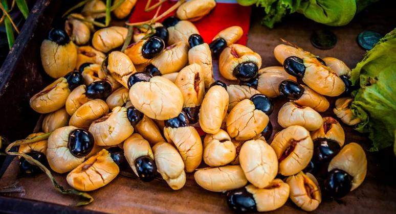 Poddužák lahodný - Jedovaté druhy ovoce!