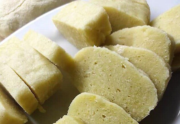 Babiččiny bramborové knedlíky